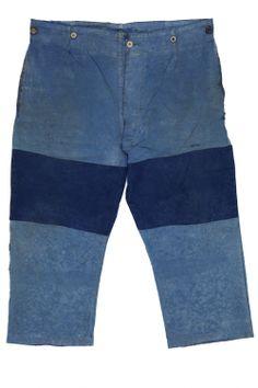Vintage french workwear pant - Vintage - Atelier de l'Armée