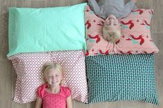 How to: Pillowcases