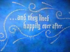 And they lived happily ever after princesas pinterest i want this disney background for our wedding for pics voltagebd Images