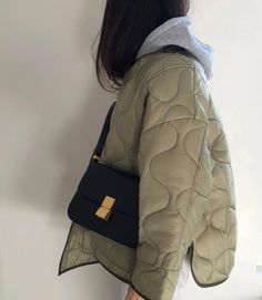 Quilted Jacket, Fall Winter, Autumn, Baby Dress, Everyday Fashion, Winter Jackets, Style Inspiration, Styles, Elegant