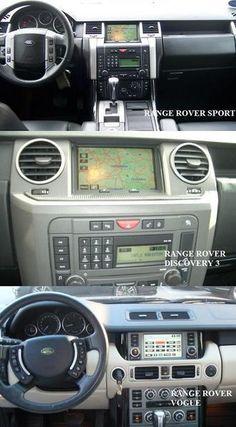 Pachet High Tuner Tv Auto Range Rover Lr Range Rover, Multimedia, Tv, Television Set, Range Rovers, Television