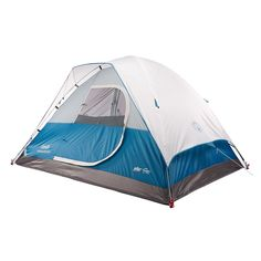 Coleman Longs Peak Fast Pitch 4 Person Camping Dome Tent with Bag | 2000018141