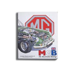 ales of over half a million made the MGB Britain's most successful ever sports car. Fifty years on from the MGB's introduction, in 1962, its classic lines, affordability, fun factor and certain 'rightness' mean that its enthusiastic following remains undiminished. Here is a new '50th anniversary' edition of what is widely recognised as one of the best MGB books ever published. This special new edition features the original text and many of the original period photos, together with a great…