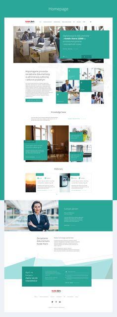 Kodak Alaris - Webiste on Behance Law Firm Website, Jobs Apps, Web Design, Behance, Design Web, Website Designs, Site Design