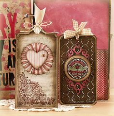 Tag Book Pg. 10 by Laurie Schmidlin - Scrapbook.com