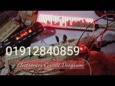 Audio Spectrum Analyzer 5 Mode - YouTube Spectrum Analyzer, Circuit Diagram, It Works, Audio, Youtube, Nailed It, Youtubers, Youtube Movies