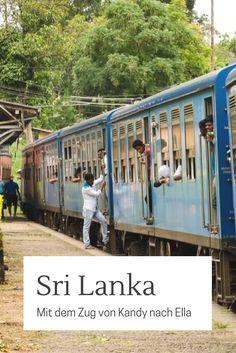 Die Zugfahrt von Kandy nach Ella gehört zu den Highlights einer jeden Sri Lanka Reise. Wir zeigen dir unsere Eindrücke von der Zugfahrt und geben dir Tipps, wenn du die Fahrt selbst machen möchtest.