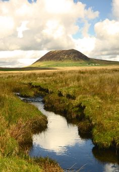 Before he fulfilled his destiny, St Patrick worked as a shepherd on Slemish  Mountain – ac04c910c52e