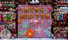 กำแพงลูกโป่ง แบคดรอปลูกโป่ง ฉากถ่ายรูป backdrop สอบถามรายละเอียดเพิ่มเติม Tel : 098-9855332 Line ID : balloonprothai IG : Balloonprothai FB : https://www.facebook.com/balloonprothai/