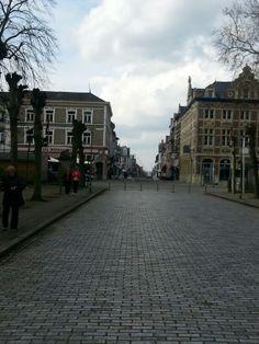 The town of scherpenheuvel