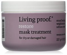 Living Proof Restore Mask Treatment, 8.0 Ounce >> LEARN MORE DETAILS @: http://www.passion-4fashion.com/beauty/living-proof-restore-mask-treatment-8-0-ounce/