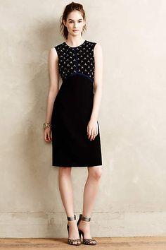 Simonetta Pencil Dress - anthropologie.com