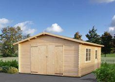 Timber Garage Devon