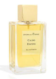 843717a32f96e 2014 Caldo Encens di Officina delle Essenze è una fragranza del gruppo  Orientale Legnoso da donna
