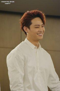 GOT7 Jaebum's eyesmile