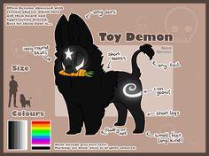 Toy Demon Species Ref by AbwettarAdopt on DeviantArt