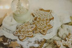 Eco gingerbreads from Swirna