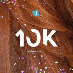 10K!!! Grazie a tutti coloro che ci scelgono e che hanno deciso di rimanere in nostra compagnia! 💋 Original Degradé - Nothing like the Original  #cdj #degradejoelle #tagliopuntearia #degradé#igers #shooting #musthave #hair #hairstyle #haircolour#longhair #ootd #hairfashion #madeinitaly #wellastudionyc