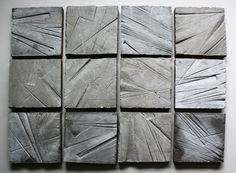 Rysunki przestrzenne   Space drawing  concrete  Site specyfic sculpture