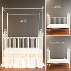 wrought iron cribs luxury cot                                                                                                                                                                                 More