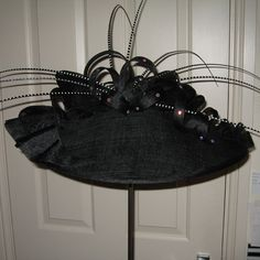 Look closely at the incredible details of this Nigel Rayment designer hat.  This one will set you back only 550 Pounds!