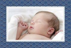 Faire-part naissance Pattern fantaisie paysage by Tomoë pour www.fairepartnaissance.fr #fairepartnaissance #pattern #birthannouncement