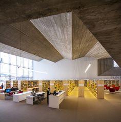 Seinäjoki Library, Helsinki