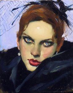 Blue Eyes. Malcolm T. Liepke