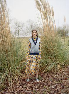 T Magazine April 2017 Femke Huijzer by Axel Filip Lindahl - Fashion Editorials