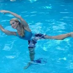 AquaProFitness Channel on Youtube - This is a great resource for pool-related exercises and physical therapy rehabilitation ideas.