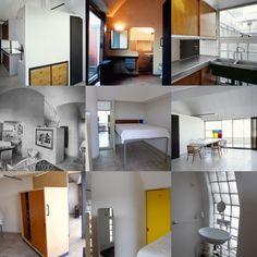 Casa atelier di Le Corbusier , rue Nungesser et Coli, Parigi