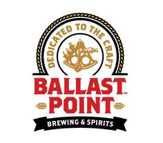 Ballast Point Brewing Co. logo designed by MiresBall.