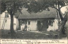 Fischerhaus in Berg Dievenow Kreis Cammin