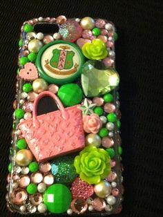 Alpha Kappa Alpha iPhone 5 case