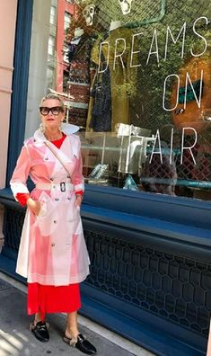 Plastic Mac, Pvc Raincoat, Designer Party Wear Dresses, See Through, Shirt Dress, Pockets, How To Wear, Shirts, Fashion