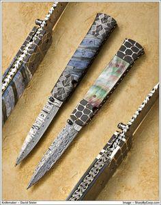 custom knives | Steier Knives - Custom Knives