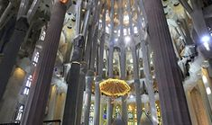 "Cat No PJM212 - ""Sagrada Familia 3 "" Available from Captured Art & Design as a standard or stylised fine art print on paper, board or canvas, framed or unframed and in a variety of sizes. Inbox Captured ArtandDesign facebook account for a quote on your requirements. Prices start from as little as £9.99 plus P&P."