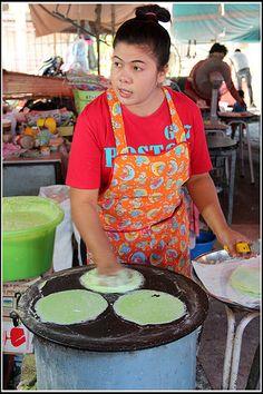 Street food . Thailand