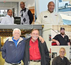 Thank you to our employees who have served!