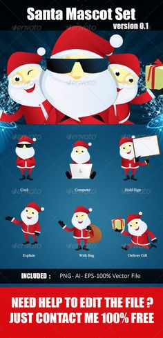 Realistic Graphic DOWNLOAD (.ai, .psd) :: http://vector-graphic.de/pinterest-itmid-1005921036i.html ... Santa Mascot Set  ...  banner, cartoon, cheerful, christmas, claus, computer, cute, deliver, gift, happiness, holding, illustrations, laptop, list, message, pointing, santa, showing, sign, vector, white  ... Realistic Photo Graphic Print Obejct Business Web Elements Illustration Design Templates ... DOWNLOAD :: http://vector-graphic.de/pinterest-itmid-1005921036i.html