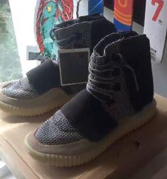 http://SneakersCartel.com Check Out this Unreleased adidas Yeezy Boost 750 Sample #sneakers #shoes #kicks #jordan #lebron #nba #nike #adidas #reebok #airjordan #sneakerhead #fashion #sneakerscartel