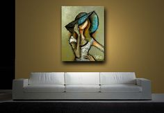 Made to Order  Original Painting  Modern Abstract Art by