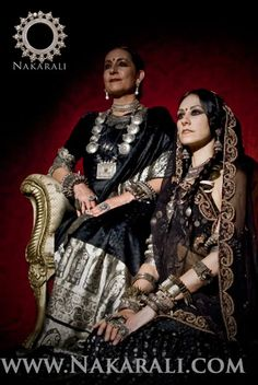 Rachel Brice and Caroleena Nericcio for Nakarali - http://www.nakarali.com/