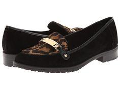 Anne Klein Anne Klein  AKBryanna SuedeLeopard Womens Slip on Shoes for 44.99 at Im in!