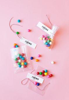bubble gum valentines