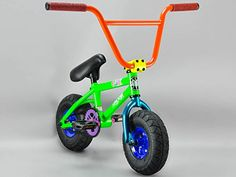 "Mini Bmx Stunt 10/"" Tyre Freestyle,Pro,Rocker3,Rubber,Reneg Tube Fits Bicycle"
