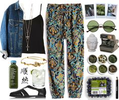 """""""Ethnic"""" by child-of-the-tropics ❤ liked on Polyvore"""