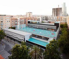 Sant Martí / SUMO Arquitectes + Yolanda Olmo