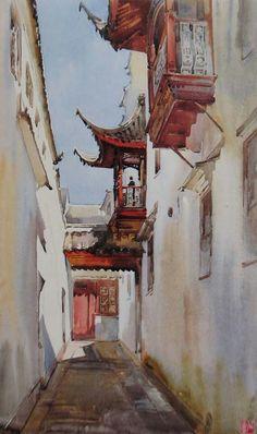 Huayi Yu ( Chinese )