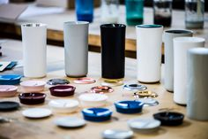 Smart cup by Yves Behar knows precisely what's in your drink